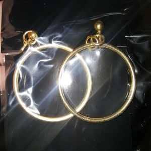 Other - Clip on costume earrings